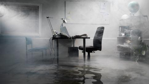 Are you safe in the event of a workplace flood?