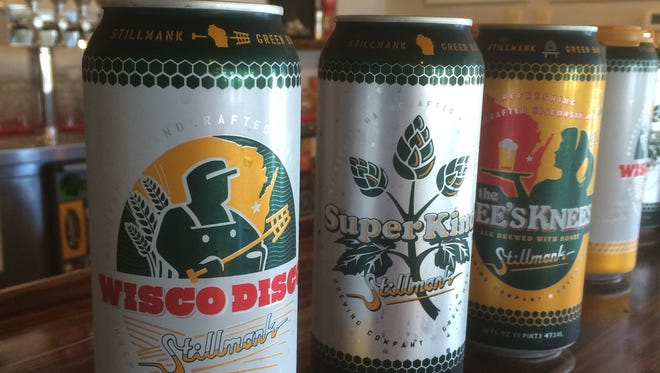 Wisco Disco is the flagship beer for Stillmank Brewing that also offers an IPA and honey rye ale year round and soon a porter.