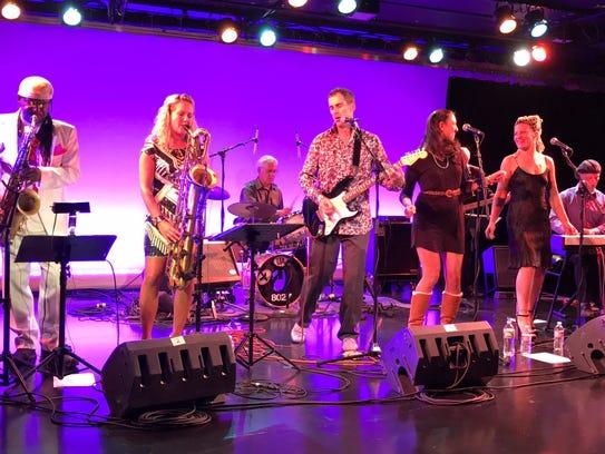 The Dave Keller Soul Revue visits ArtsRiot in Burlington