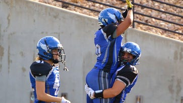 The Utah Falconz steamrolled their way to victory with a 49-6 win over the previously unbeaten Minnesota Vixen in the IWFL championship game in Charlotte, North Carolina.