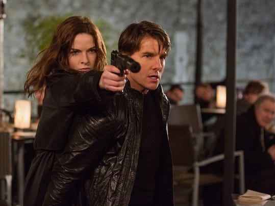 Daredevil Tom Cruise seems to think it's his 'Mission' to put stuntmen out of work