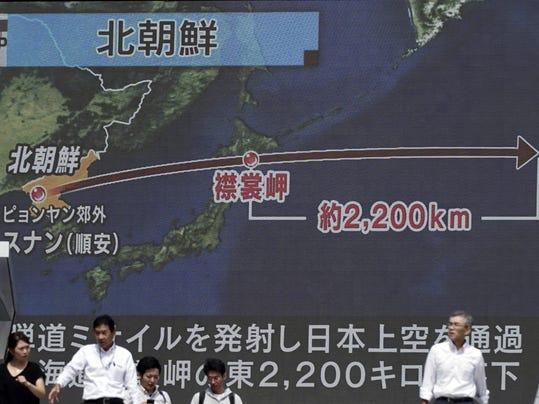 South Korea Koreas Tensions Timeline