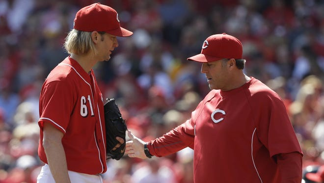 Bronson Arroyo will spend some time in Reds camp as the invitation of manager Bryan Price.