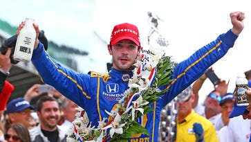 100th running of the Indianapolis 500