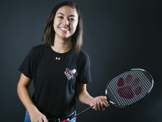 Mesa Red Mountain's Samantha Berg is azcentral sports'