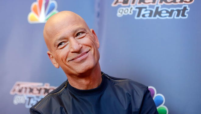 """NEW YORK, NY - APRIL 04:  Howie Mandel attends the """"America's Got Talent"""" red carpet event at Madison Square Garden on April 4, 2014 in New York City."""
