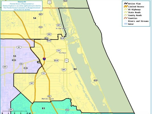 House District 84