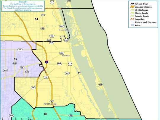Florida House District 84