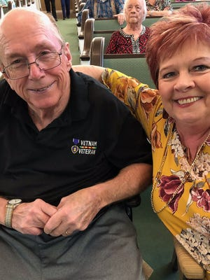 Danny and Valenda Black of Barnwell recently celebrated 50 years of marriage.