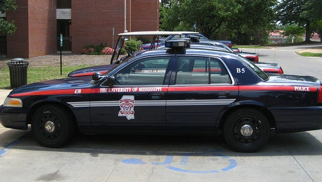University of Mississippi Campus Police