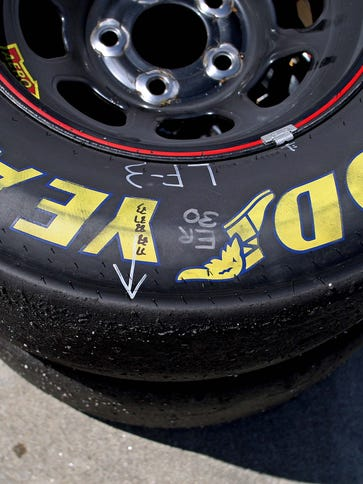 It's all about tire wear at Richmond International