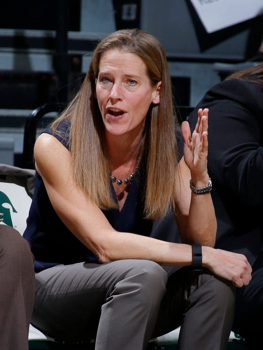 U M S Kim Barnes Arico Big Ten Coach Of The Year