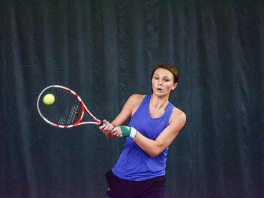 McConnellsburg's Bronwyne Mellott took home her fourth