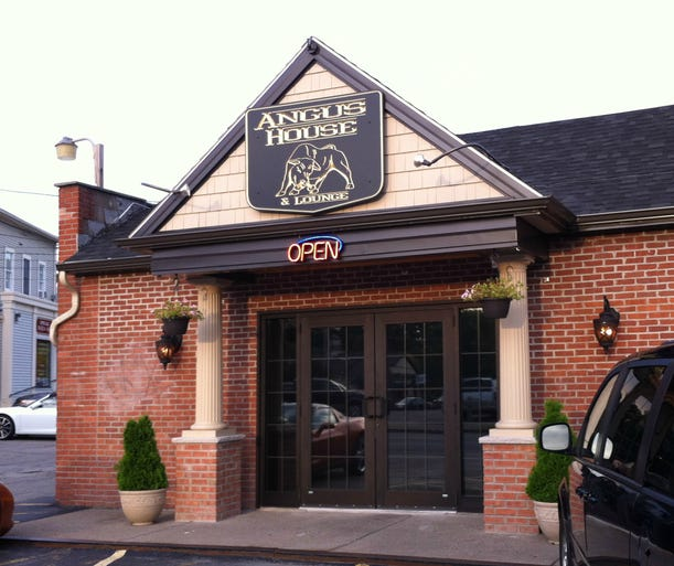 Angus House & Lounge, 2126 Five Mile Line Road, Penfield, focuses on steaks and Italian fare but has some vegetarian entrees.