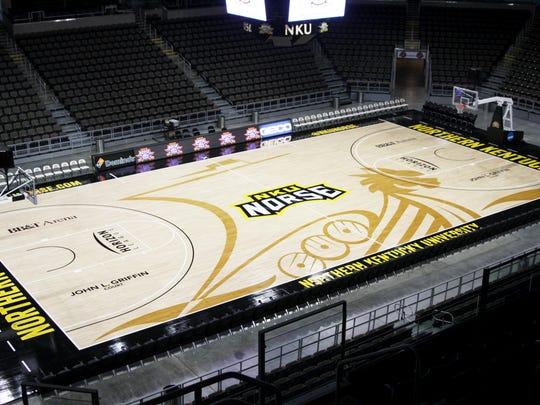 The University of Cincinnati men's basketball team