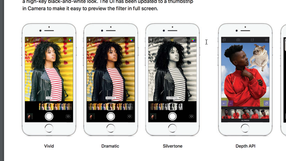 New update to Apple's iOS software promises more camera