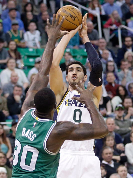 Enes Kanter, Brandon Bass