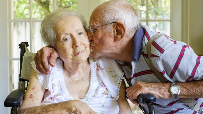 More than 5 million Americans have Alzheimer's disease, and the progression of the disease can vary from person to person.