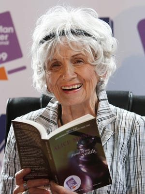Canadian Author Alice Munro won the 2013 Nobel Prize in literature, but will be skipping the ceremony due to her health.