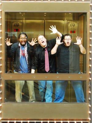 Damaged Goods is one of Louisville's many improvisational acting troupes.