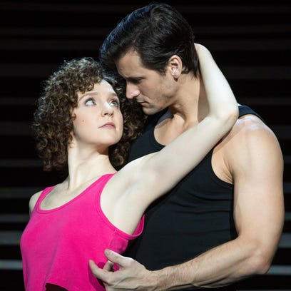 """""""Dirty Dancing — The Classic Story on Stage"""" continues through Sunday at the Fox Cities Performing Arts Center in downtown Appleton."""