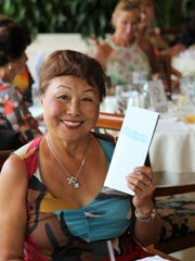 Grace Cheng won a gift certificate from Platinum Dry