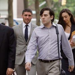'Pharma Bro' Martin Shkreli's trial: You can't look away