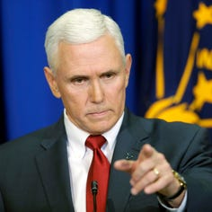 Mike Pence stopping by Indianapolis for GOP fundraiser in October