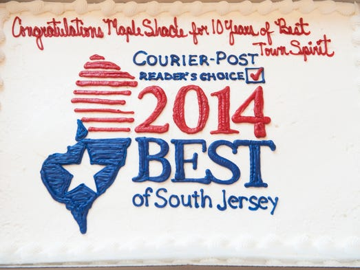 The Courier-Post's 27th annual Best of South Jersey Party held at the Mansion at Main Street in Voorhees.  05.05.14