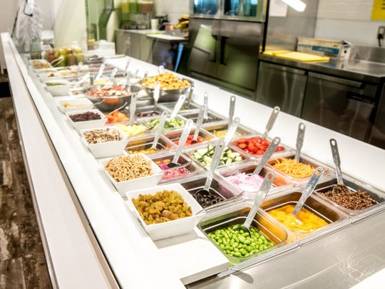 Coolgreens, an Oklahoma-based fast-casual franchise,