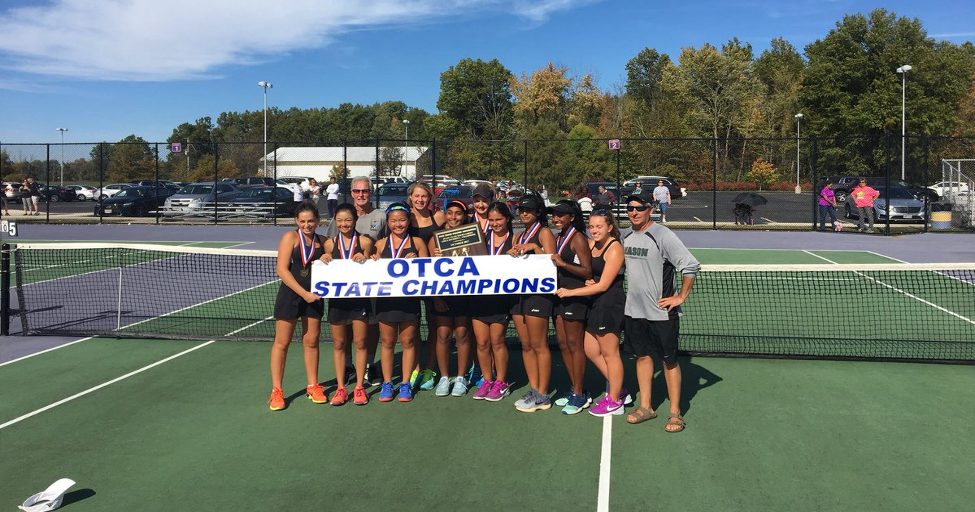 013de54a4c9a4 The top team in Ohio Division I girls tennis is Mason