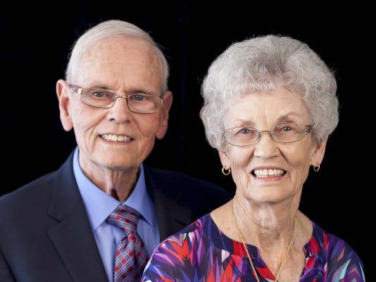 Lonnie Jarrett and Mary Frances Dodson