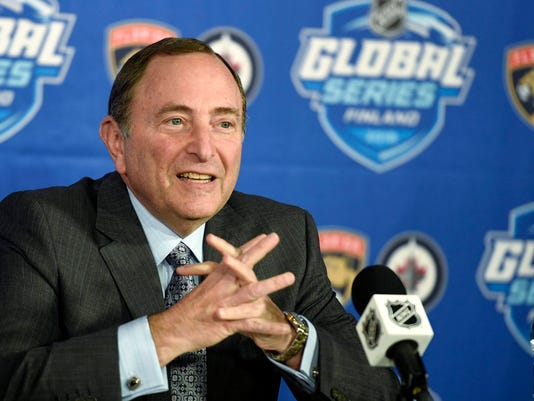 Finland NHL Global Series 33135.jpg. NHL Commissioner Gary Bettman speaks  ... f3224403d