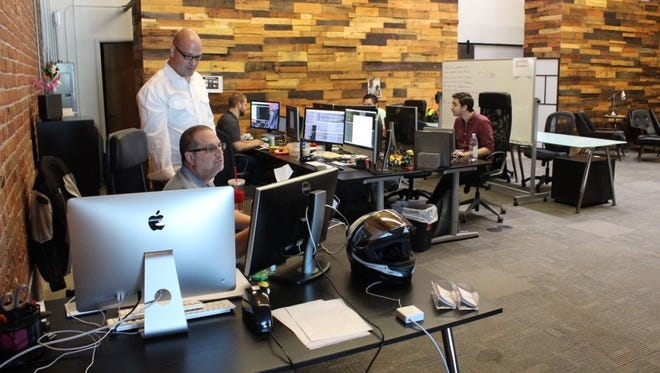 Employees at SocialWhirled working on digital-media campaigns have seen a rise in interest by non-profits.