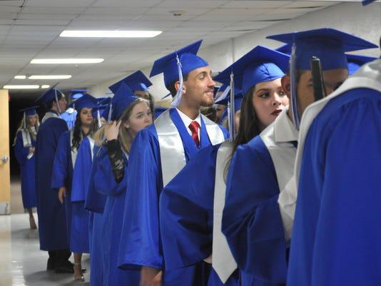 ECHS 2018 graduation
