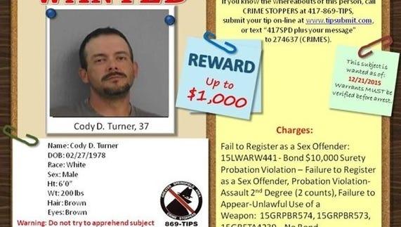 Crime Stoppers is asking for the public's help finding a fugitive.