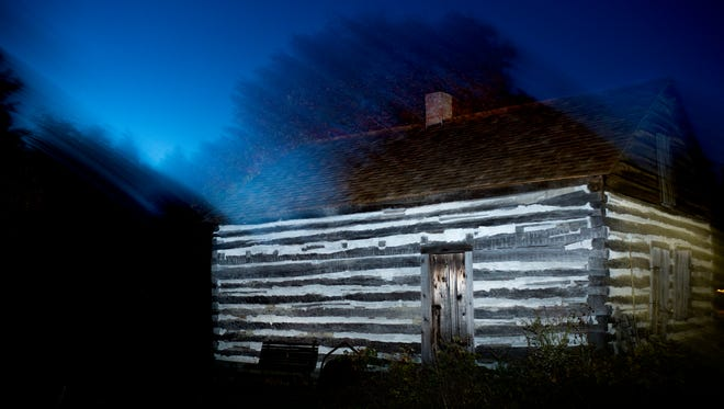 The 1854 Kammer Cabin located behind the Port Huron Museum is one of the most haunted locations in St. Clair County. The cabin was home to German immigrant Conrad Kammer and his family, which was relocated from Casco Township in 1981.