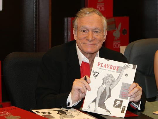 Playboy is considering ending its print magazine, report says