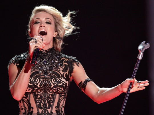 Carrie Underwood, Oct. 1 | Hershey: Seven-time Grammy winner and ACM Female Vocalist of the Year nominee Carrie Underwood will perform at 7 p.m. Oct. 1 at the Giant Center, 550 W. Hersheypark Dr. Special guest will be Easton Corbin and The Swon Brothers. Tickets are $46 and $76. For details, visit hersheyentertainment.com.