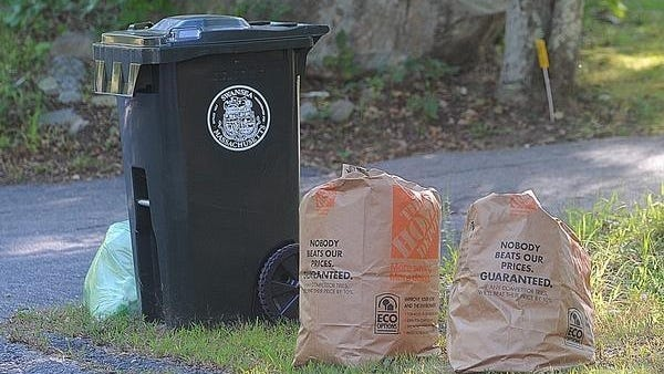 Swansea officials say trash pickup is still problematic in town.