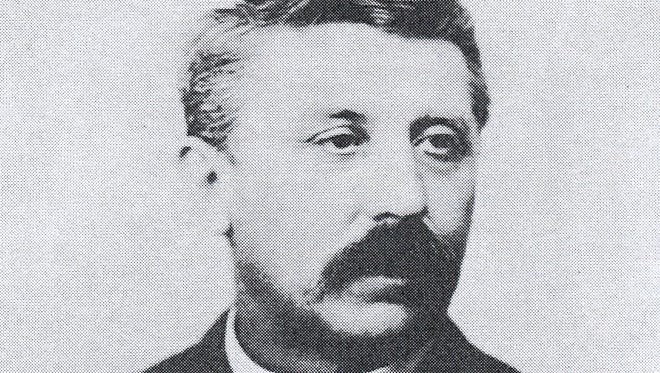 John C. Gerbig around 1880