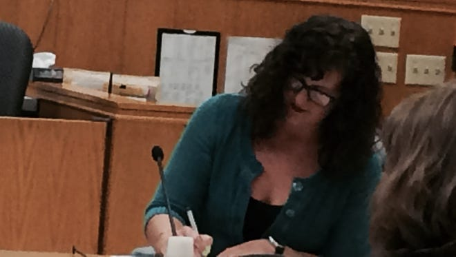 Stevens Point City Council member Heidi Oberstadt.
