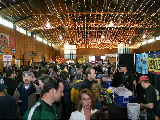The Oregon Garden Brewfest will take place Father's