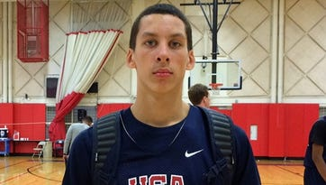 East Lansing star Brandon Johns picks Michigan