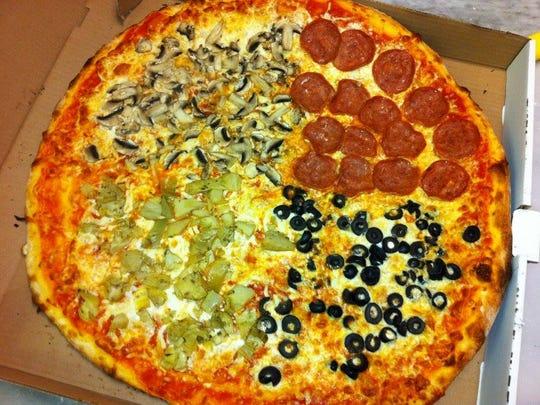 Gigi's pizza, wine and pasta comforted customers after Hurricane Irma hit the Treasure Coast.
