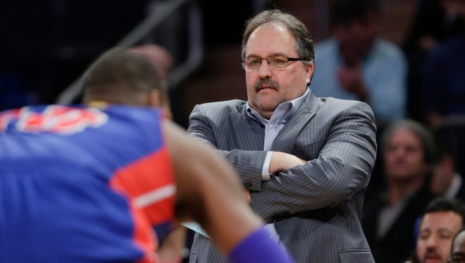 The odds of Stan Van Gundy and the Detroit Pistons winning the NBA championship next season? Not very good.