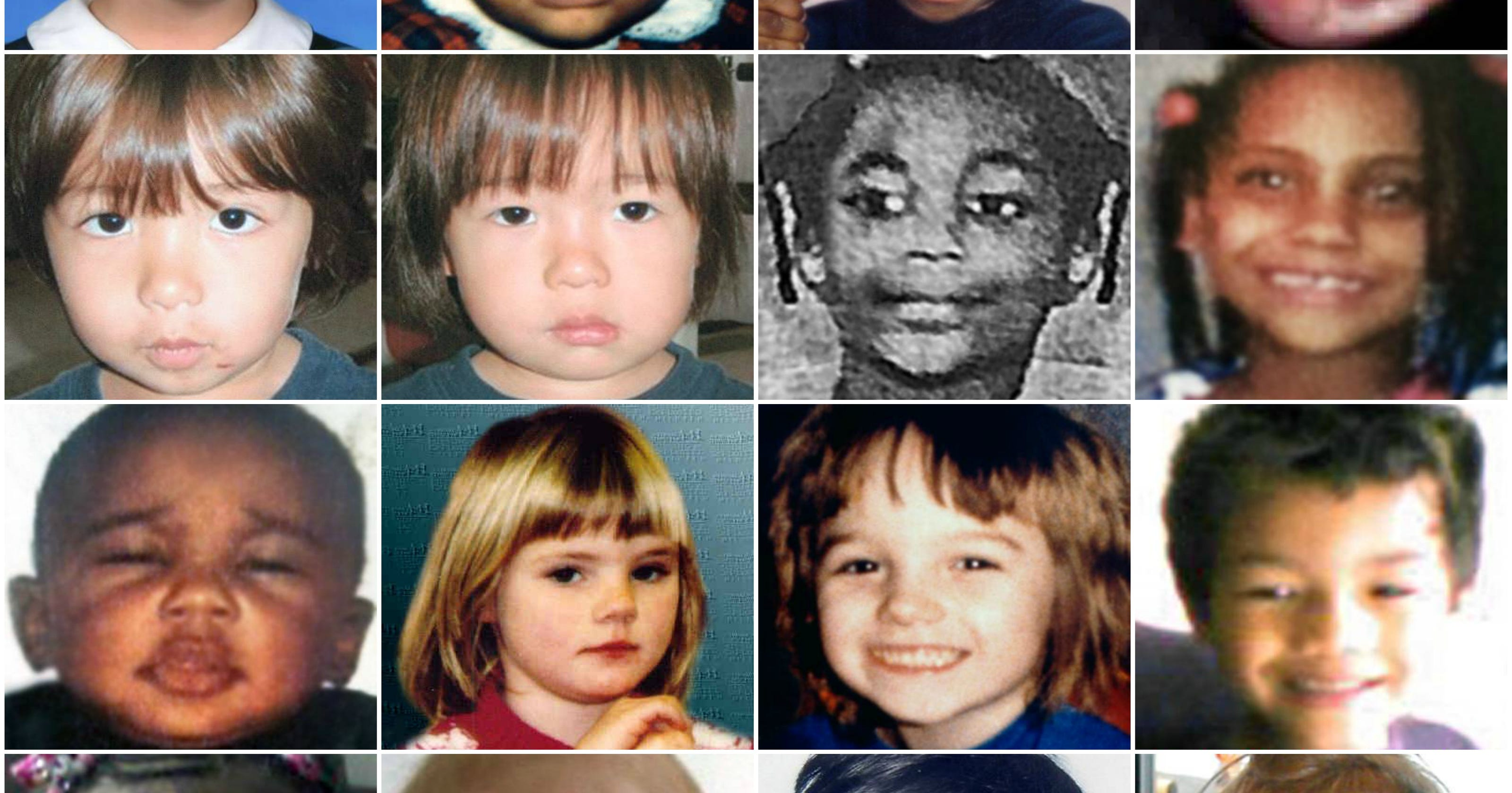 Cold Cases 16 Michigan Kids We Havent Found