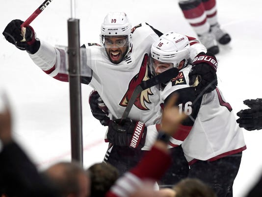 Anthony Duclair Max Domi