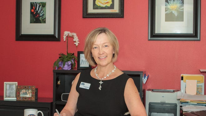 Kathi Ridner is director of One Senior Place in Viera.