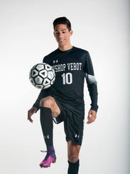 William Saccone, Bishop Verot High School, Soccer All-Area